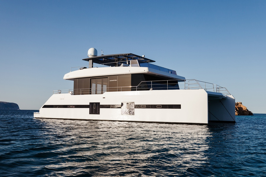 new boat Sunreef Yachts / Power Yachts / Sunreef SUPREME 68 Power_image