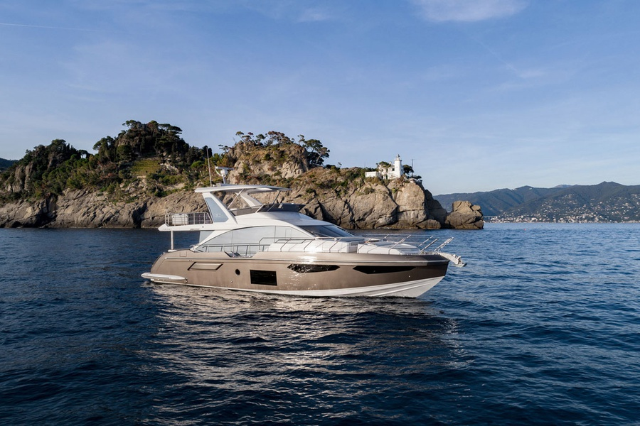 new boat Azimut / Flybridge / 60_image