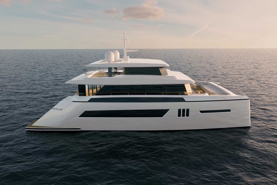 new boat Sunreef Yachts / Power Yachts / Sunreef SUPREME 100 Power_image