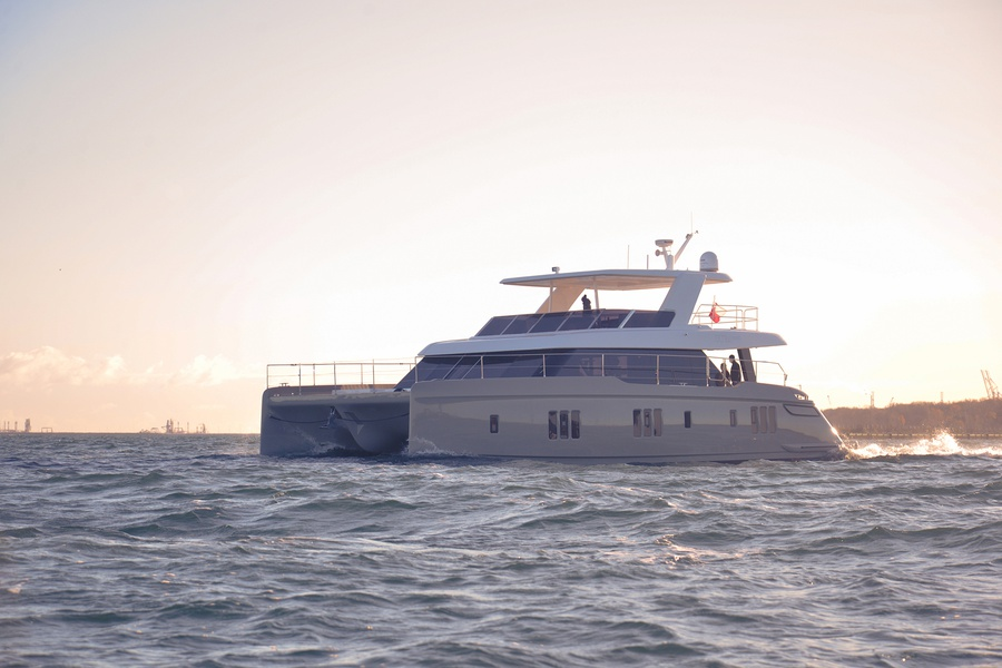 new boat Sunreef Yachts / Power Yachts / Sunreef 60 Power_image
