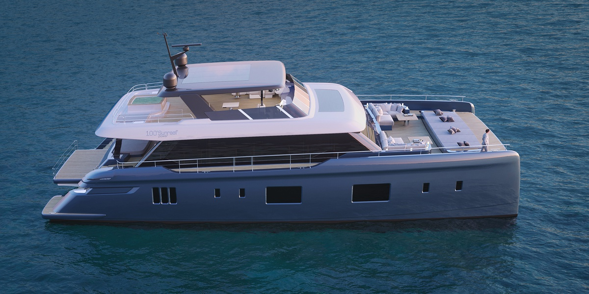new boat Sunreef Yachts / Power Yachts / Sunreef 100 Power_image