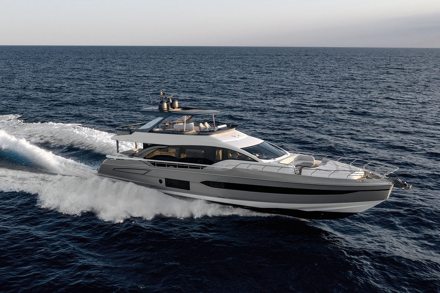 new boat Azimut / Flybridge / 78_image