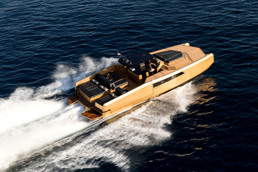 new boat Sunreef Yachts / Power Yachts / 40 OPEN Sunreef  Power_image