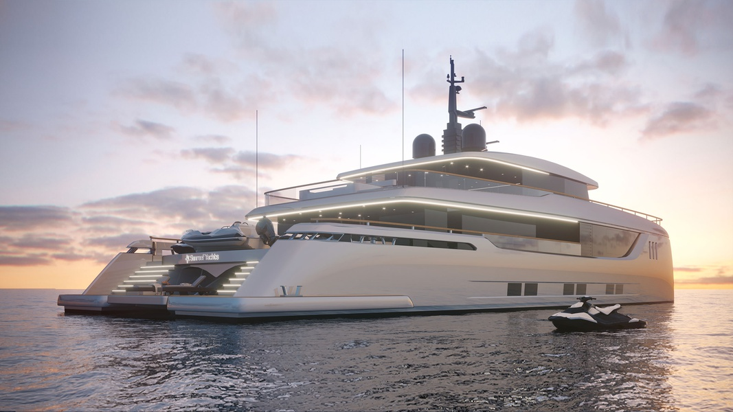 new boat Sunreef Yachts / Power Yachts / 40M Sunreef Explorer_image