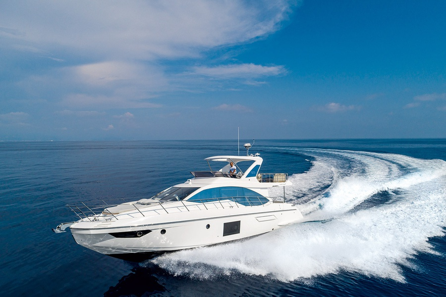 new boat Azimut / Flybridge / 55_image