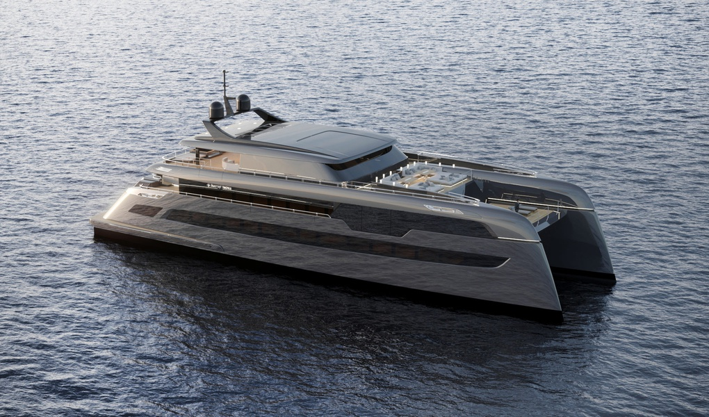 new boat Sunreef Yachts / Power Yachts / 49M Sunreef Power_image