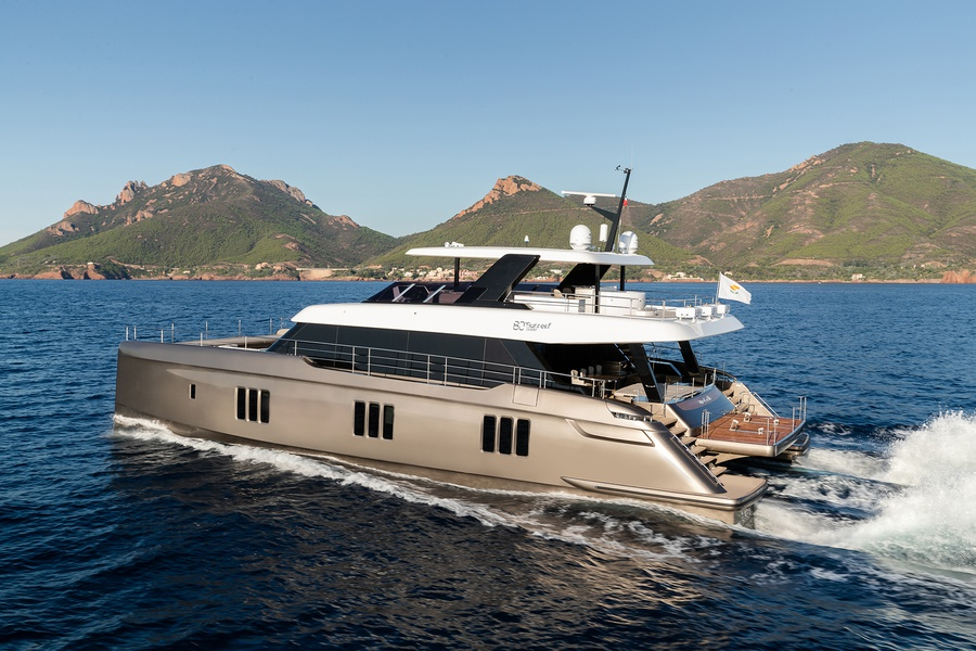 new boat Sunreef Yachts / Power Yachts / Sunreef 80 Power_image