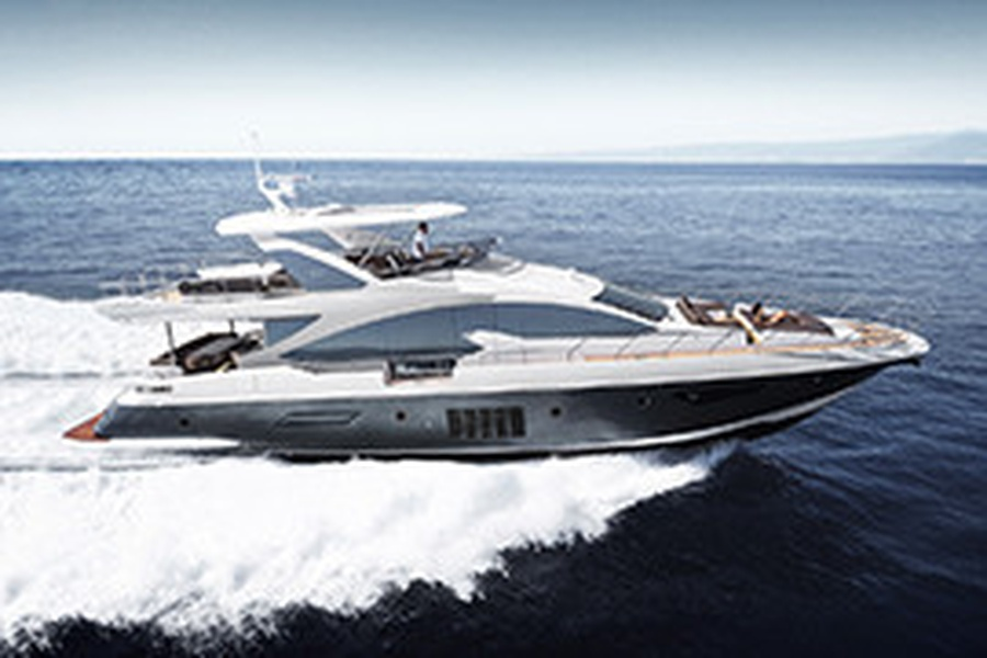 new boat Azimut / Flybridge / 80_image