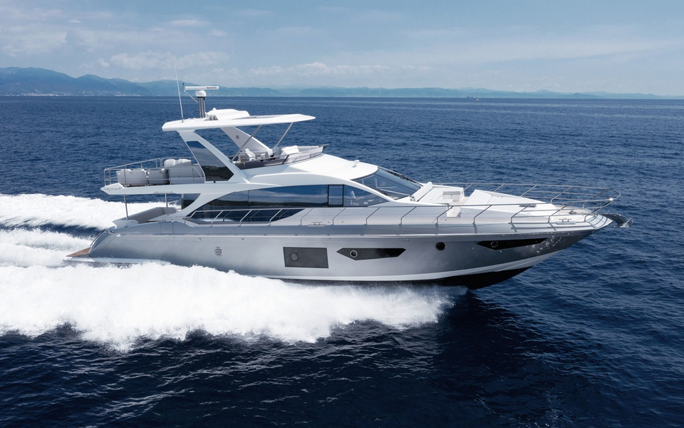 new boat Azimut / Flybridge / 66_image